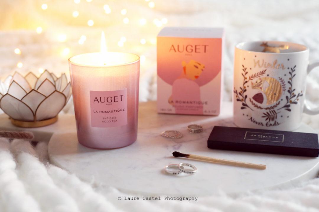 Bougies Auget Paris la Romantique | Les Petits Riens