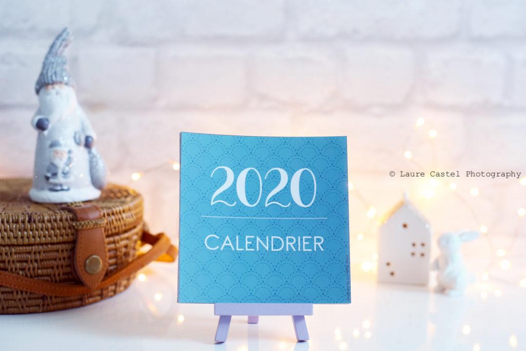Calendrier 2020 à imprimer | Les Petits Riens