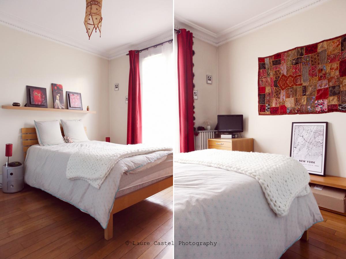 Décoration chambre avant/après | Les Petits Riens