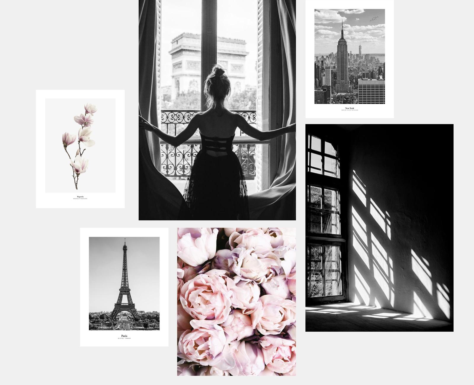 Composition cadres photos Dear Sam | Les Petits Riens