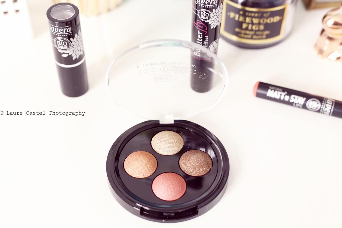 Lavera maquillage bio fards à paupières | Les Petits Riens