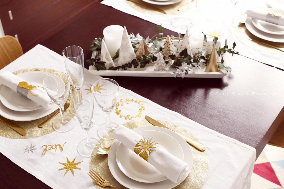 Une table pour les fêtes avec Toga | Les Petits Riens