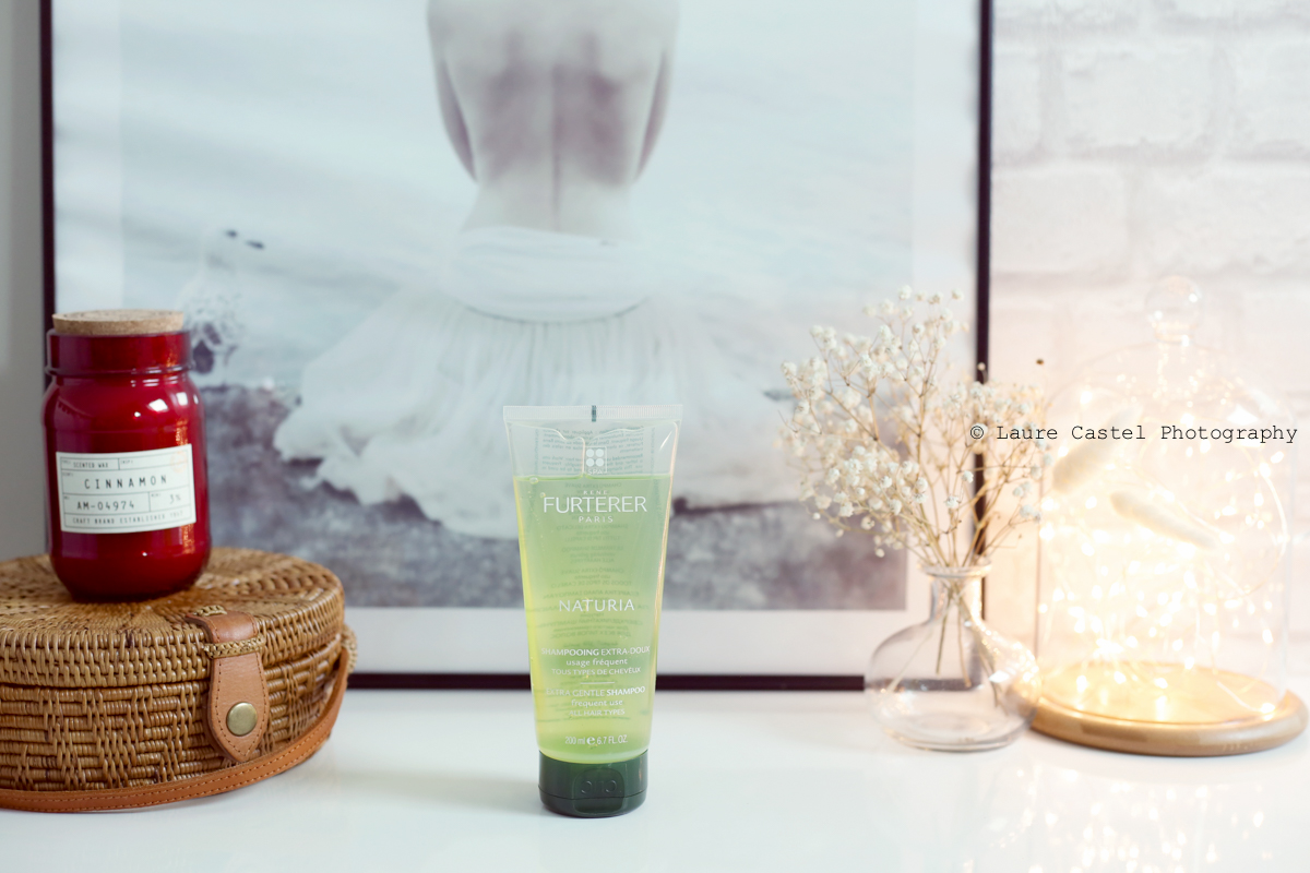 Shampooing Furterer Naturia extra-doux | Les Petits Riens