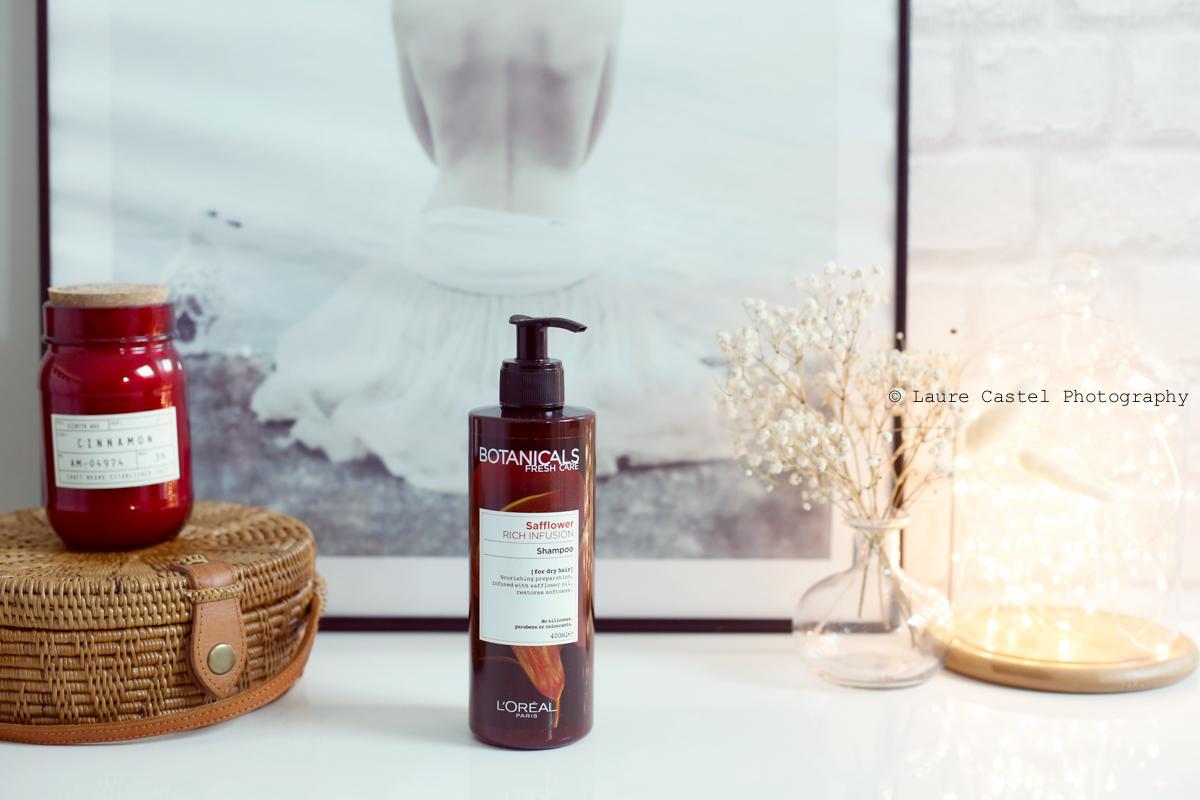 Shampooing L'Oreal Botanicals Fresh Care   Les Petits Riens