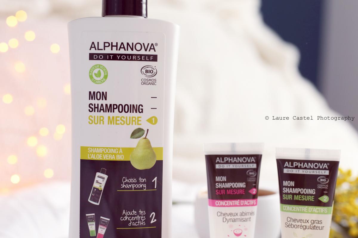 Alphanova mon shampooing sur mesure | Les Petits Riens