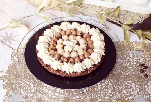 Dessert façon Fantastik cacahuètes, praliné, chocolat | Les Petits Riens