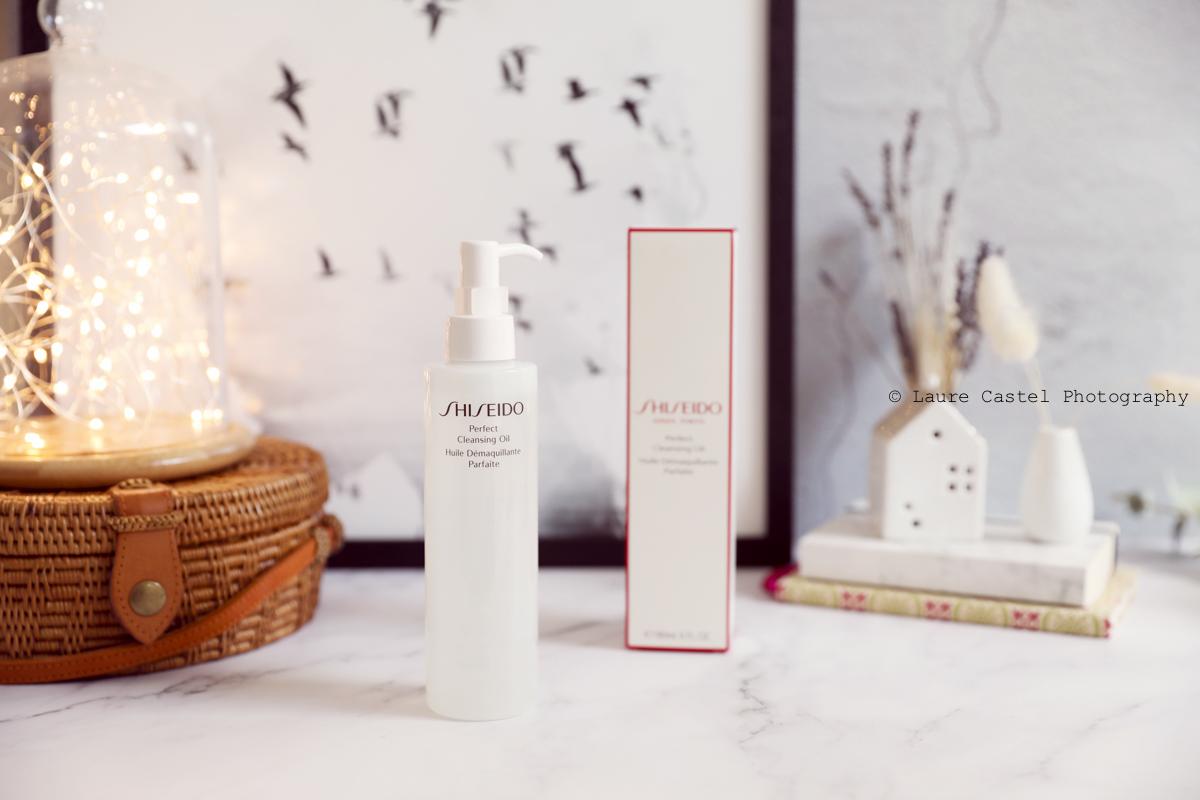 Huile Démaquillante Parfaite Shiseido | Les Petits Riens