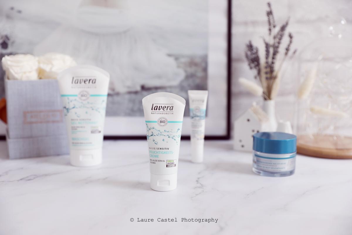 Crème de jour Basis Sensitiv de Lavera | Les Petits Riens