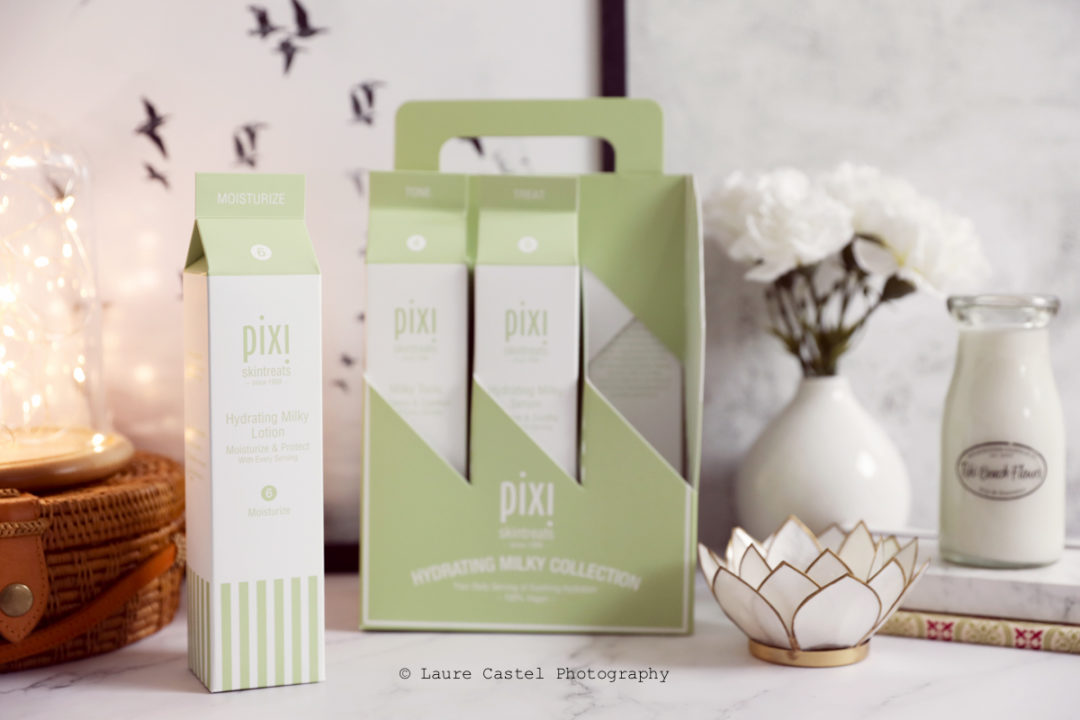 Pixi Hydrating Milky Collection | Les Petits Riens