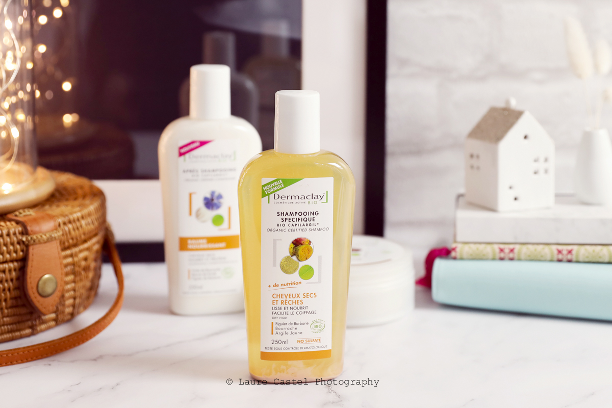 Dermaclay shampooing bio l Les Petits Riens