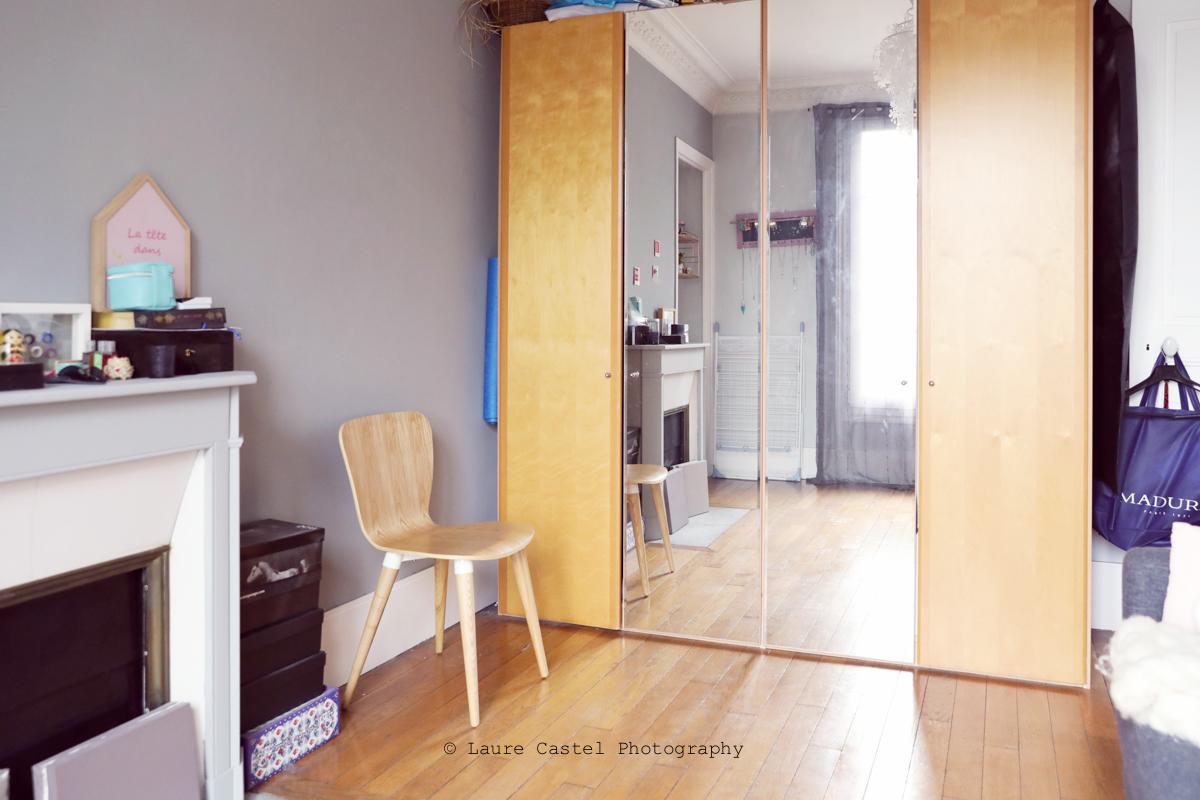 Chambre d'amis aménagement | Les Petits Riens