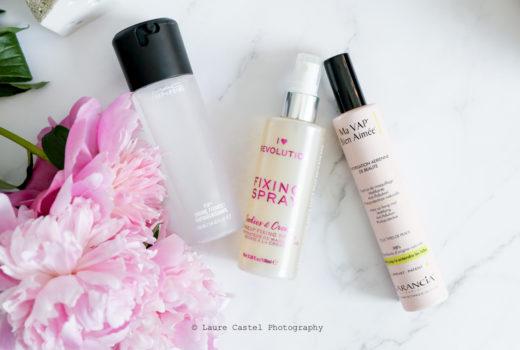 3 fixateurs de maquillage au banc d'essai | Les Petits Riens