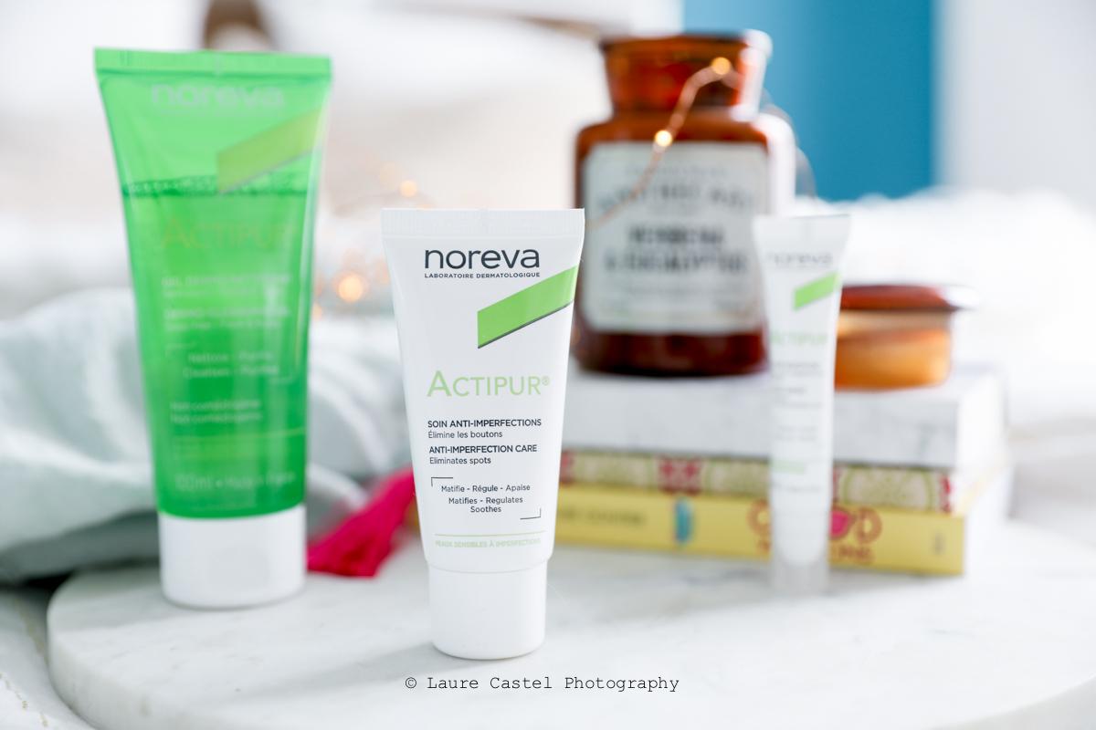 Noreva soin anti-imperfections Actipur avis | Les Petits Riens