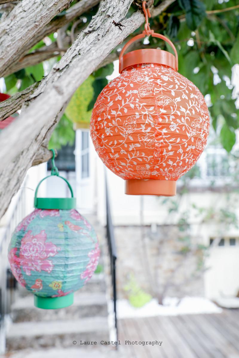 Décoration lampions pour terrasse | Les Petits Riens