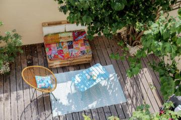 Le style bohème pour terrasse | Les Petits Riens