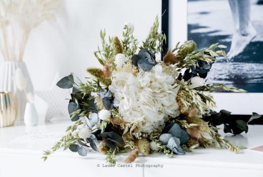 Anatole bouquet fleurs séchées Flowrette | Les Petits Riens
