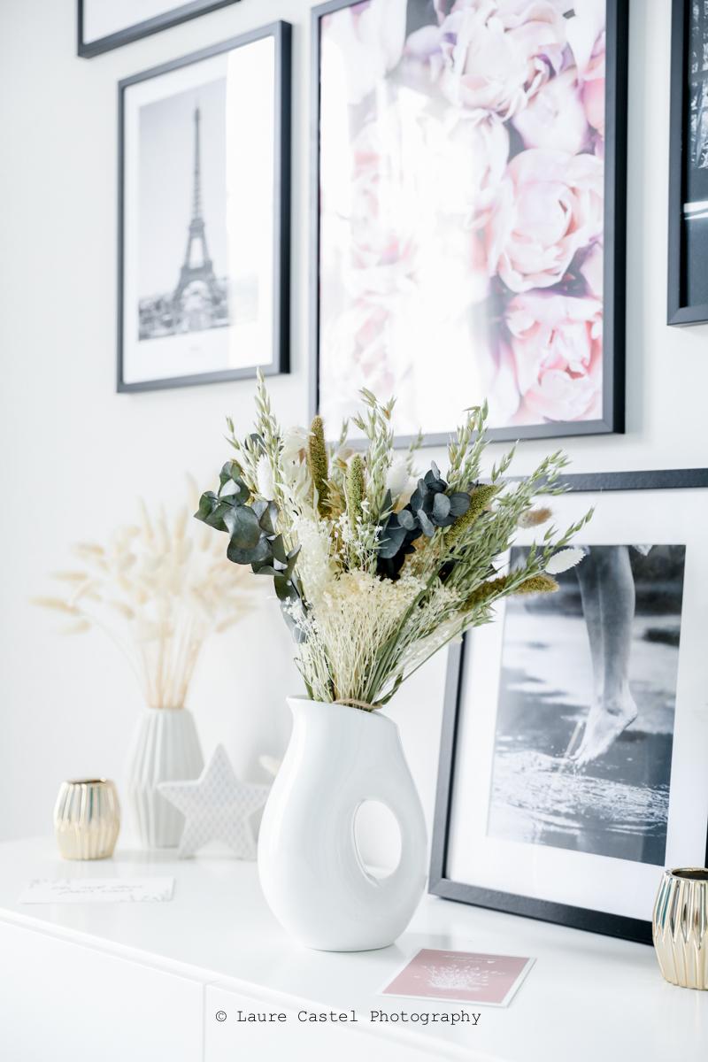 Tendance déco bouquet de fleurs séchées Flowrette | Les Petits Riens