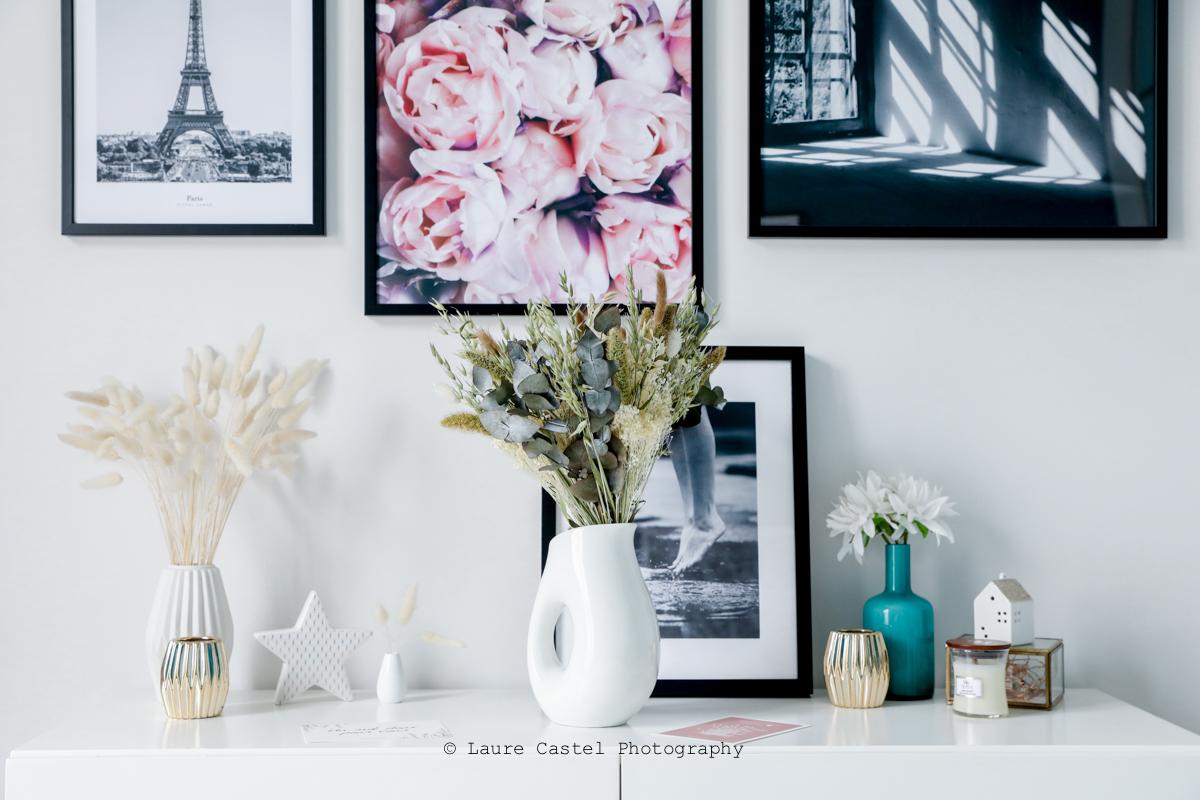 Tendance déco bouquet fleurs séchées | Les Petits Riens