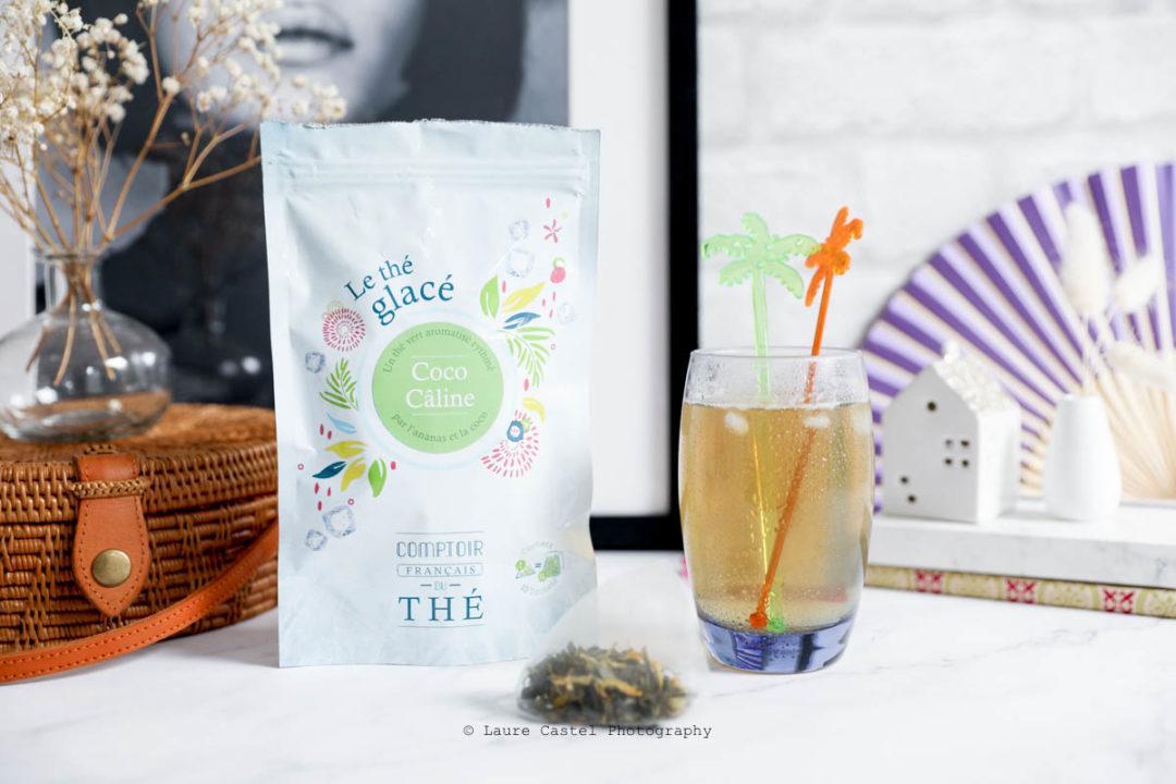 Thé glacé Coco Câline Comptoir Français du Thé l Les Petits Riens