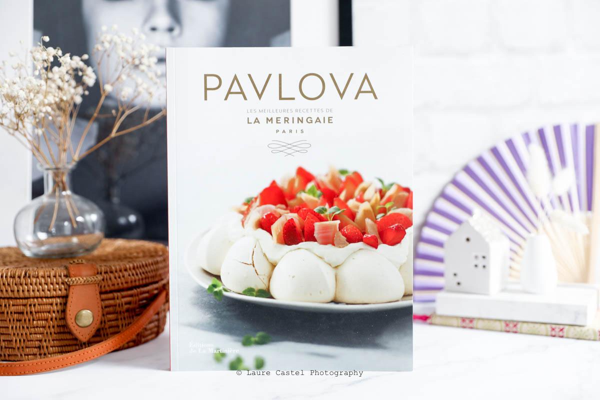 Livre recettes Pavlova la Meringaie | Les Petits Riens