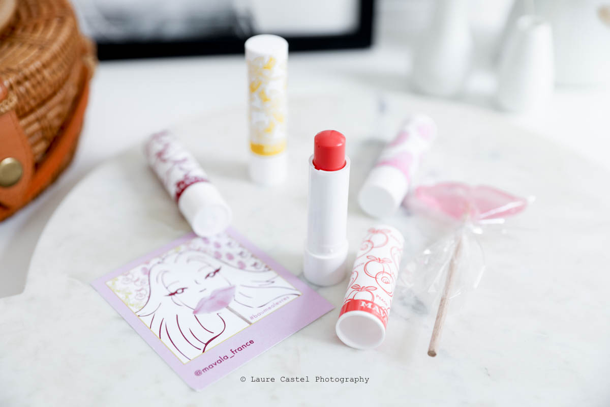 Mavala Baumes à lèvres teintés FPS15 | Les Petits Riens