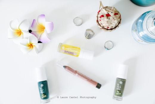Yves Rocher makeup vert kaki | Les Petits Riens