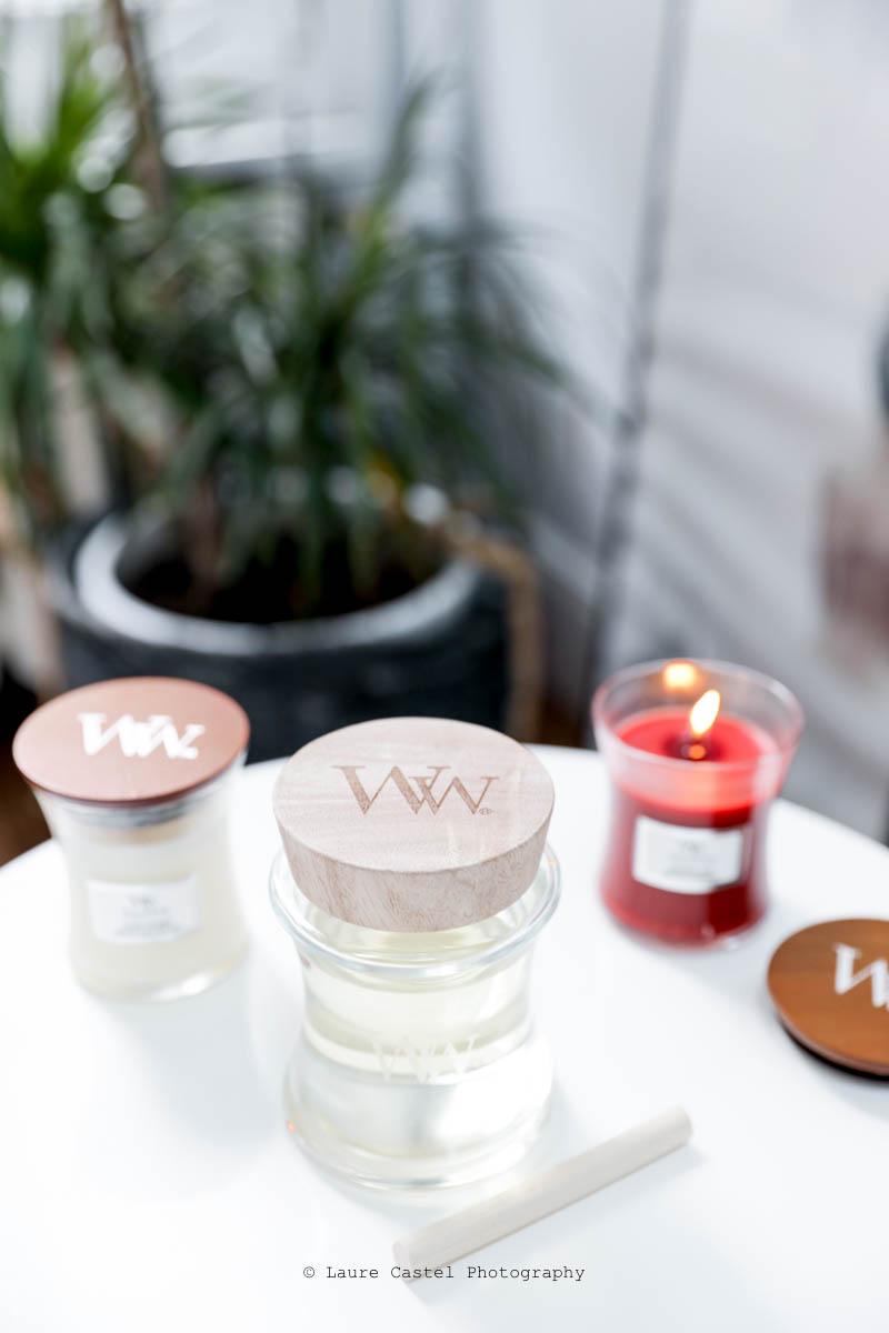 Diffuseur de parfum Woodwick | Les Petits Riens