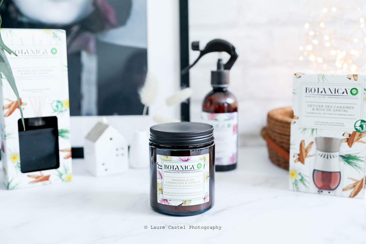 Bougie Botanica by Air Wick | Les Petits Riens