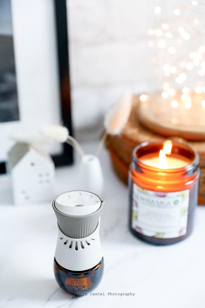 Diffuseur électrique de parfum d'intérieur Botanica by Air Wick | Les Petits Riens