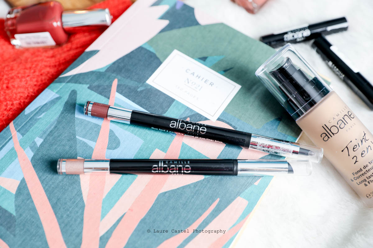 Camille Albane collection maquillage automne hiver 2020 | Les Petits Riens
