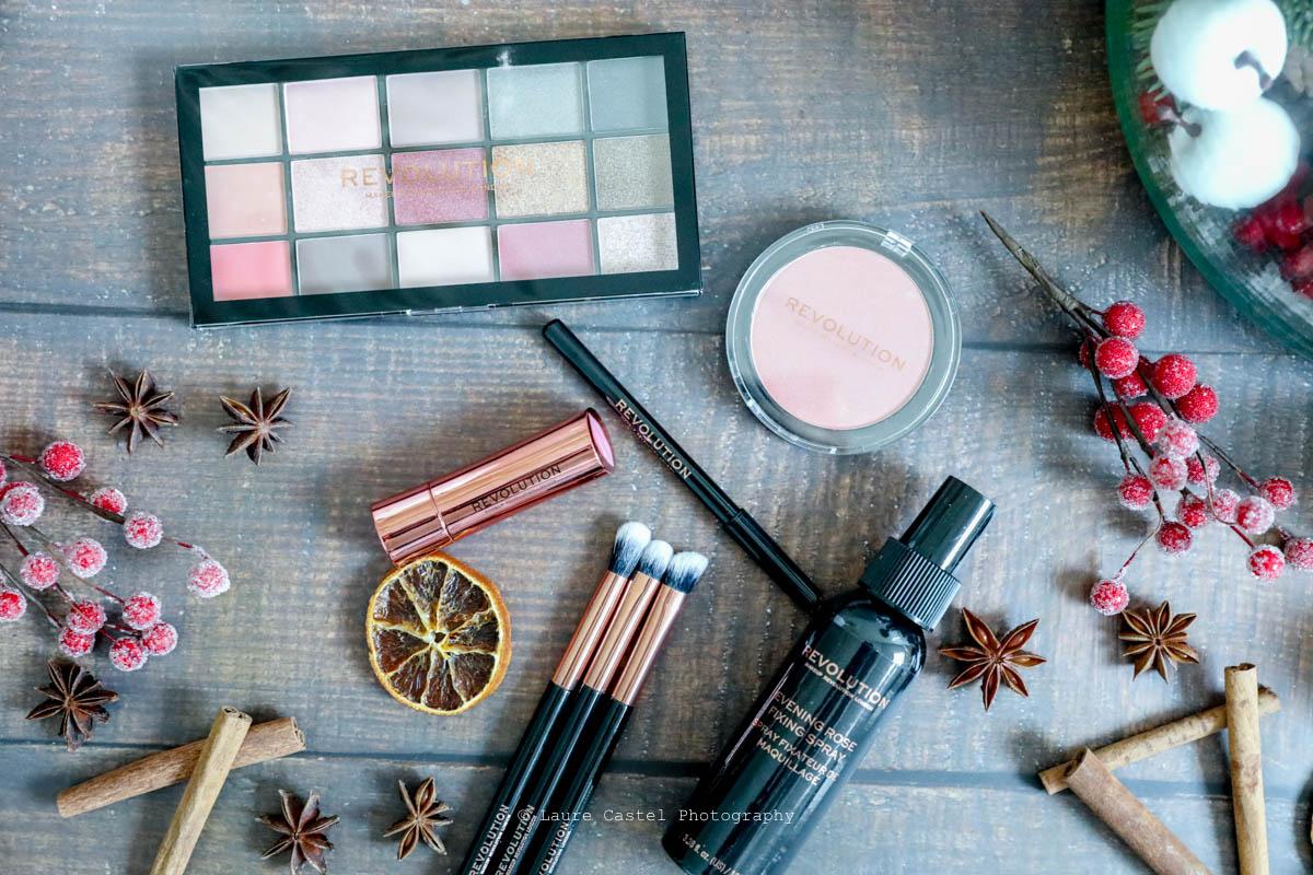 Box The Evening Rose par MakeUp Revolution, des cadeaux pour les fêtes | Les Petits Riens