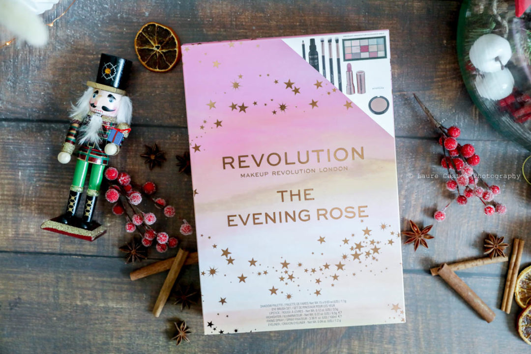 Box The Evening Rose par MakeUp Revolution | Les Petits Riens