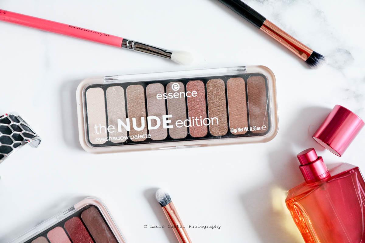 Essence The Nude Edition avis   Les Petits Riens
