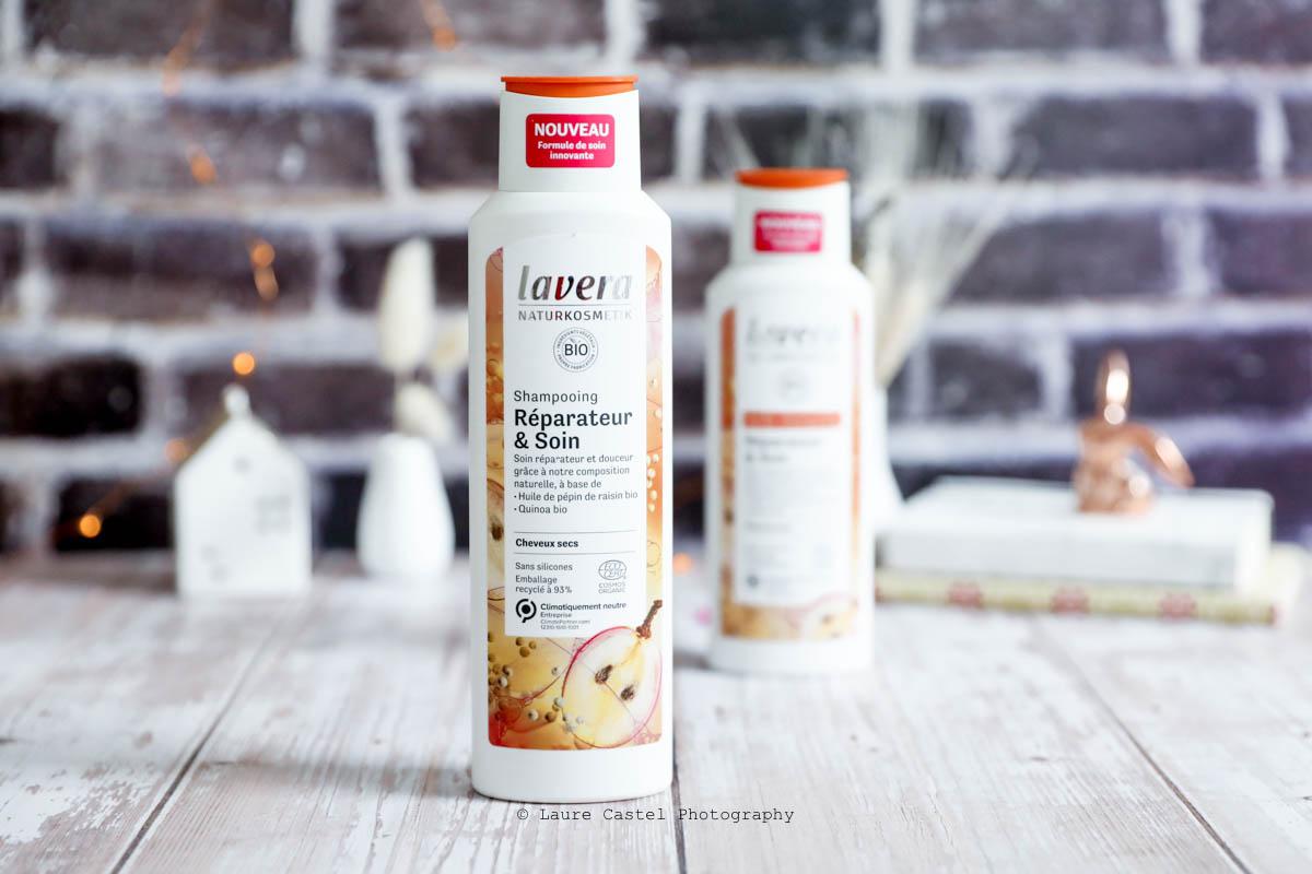 Lavera Shampooing Réparateur & Soin | Les Petits Riens