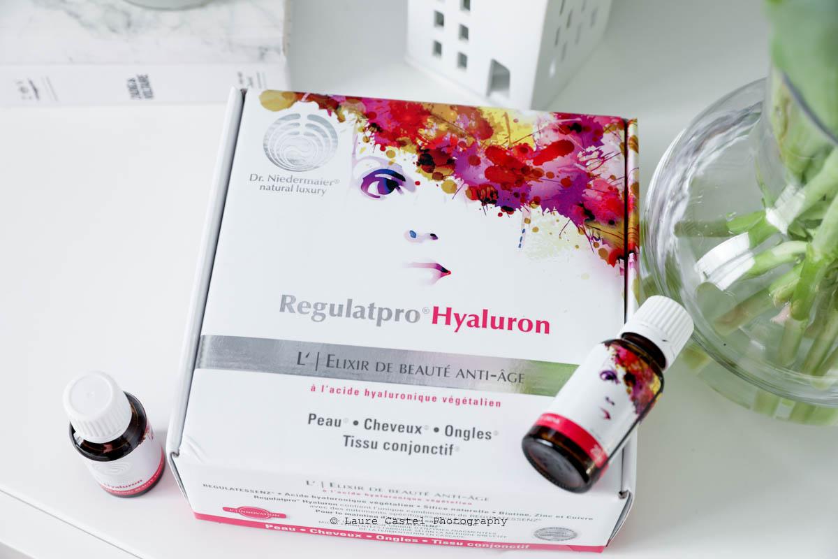 Regulatpro Hyaluron l'élixir de beauté anti-âge avis | Les Petits Riens
