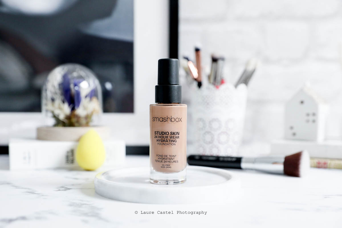 Fond de teint Smashbox Studio Skin 24 hour wear hydrating | Les Petits Riens