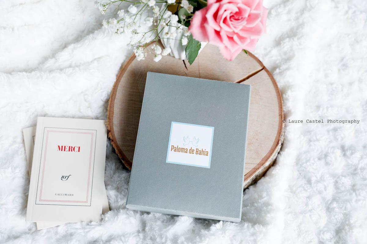 Paloma de Bahia box bijoux l Les Petits Riens