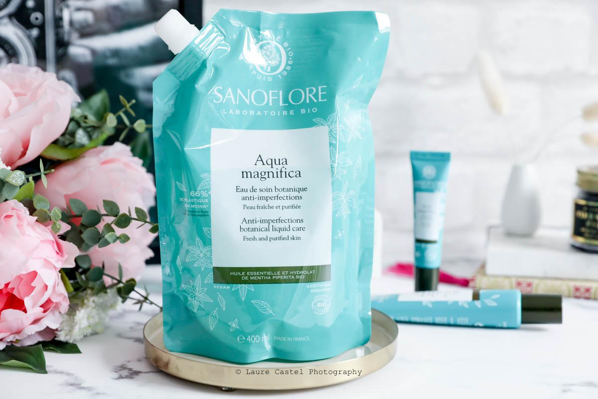 Sanoflore Aqua Magnifica recharge | Les Petits Riens