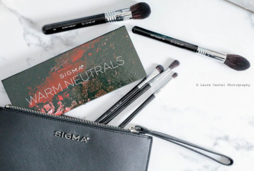 Sigma Beauty Warm Neutrals Eyeshadow Palette   Les Petits Riens