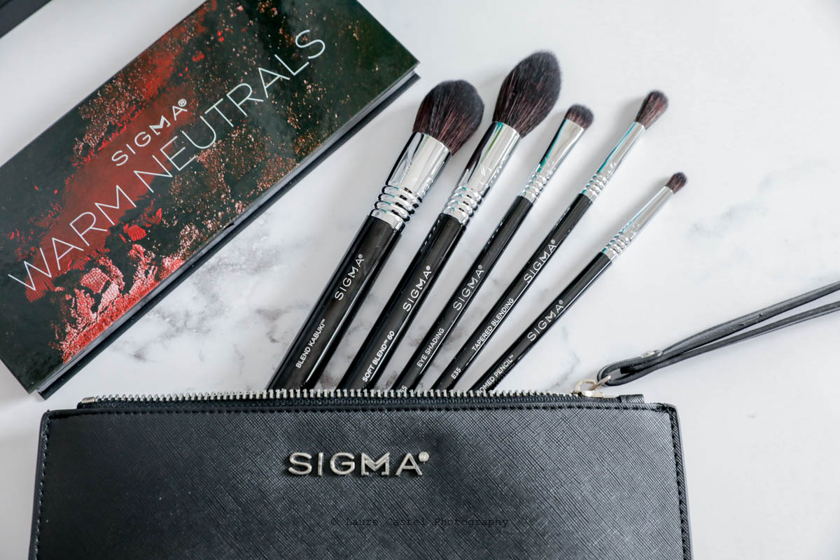 Sigma Beauty Signature Brush Set | Les Petits Riens