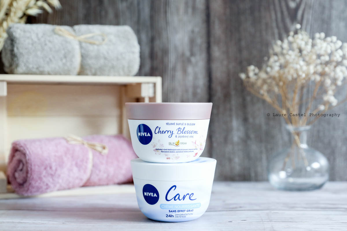 Crème Nivea Care pour tatouage | Les Petits Riens