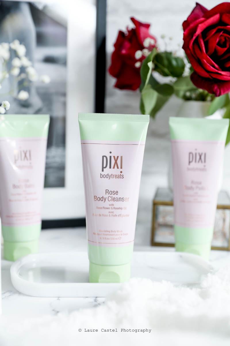 Pixi Bodytreats Rose Body Cleanser | Les Petits Riens