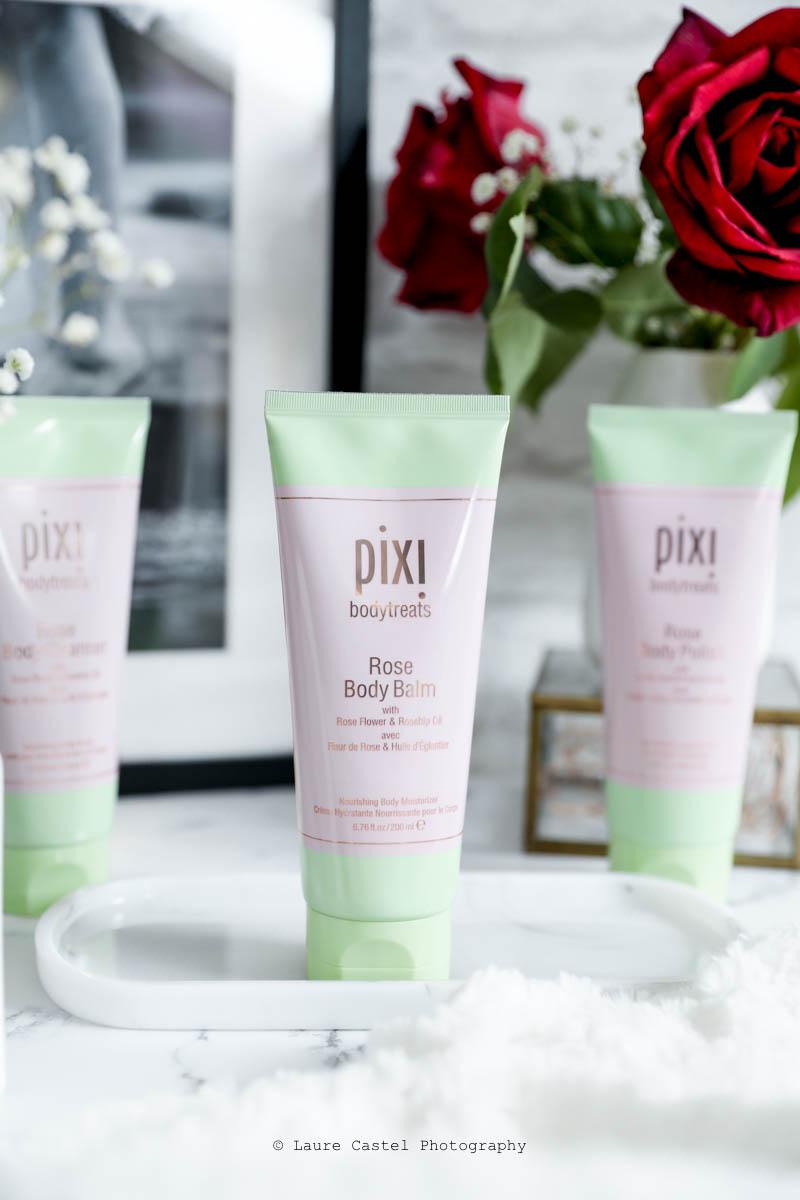 Pixi Bodytreats Rose Body Balm | Les Petits Riens