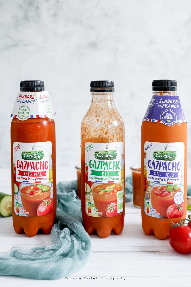 Gazpacho Crealine | Les Petits Riens
