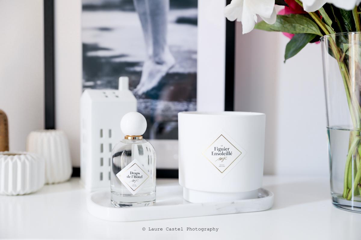 Bougie et brume parfumée My Jolie Candle | Les Petits Riens