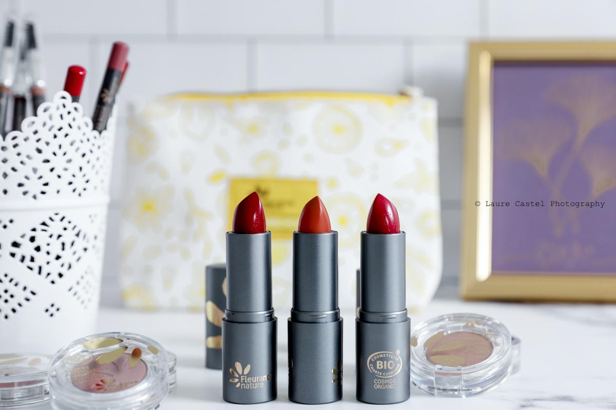 Rouges à lèvres Fleurance Nature | Les Petits Riens