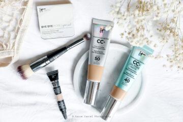 IT Cosmetics CC+ avis | Les Petits Riens
