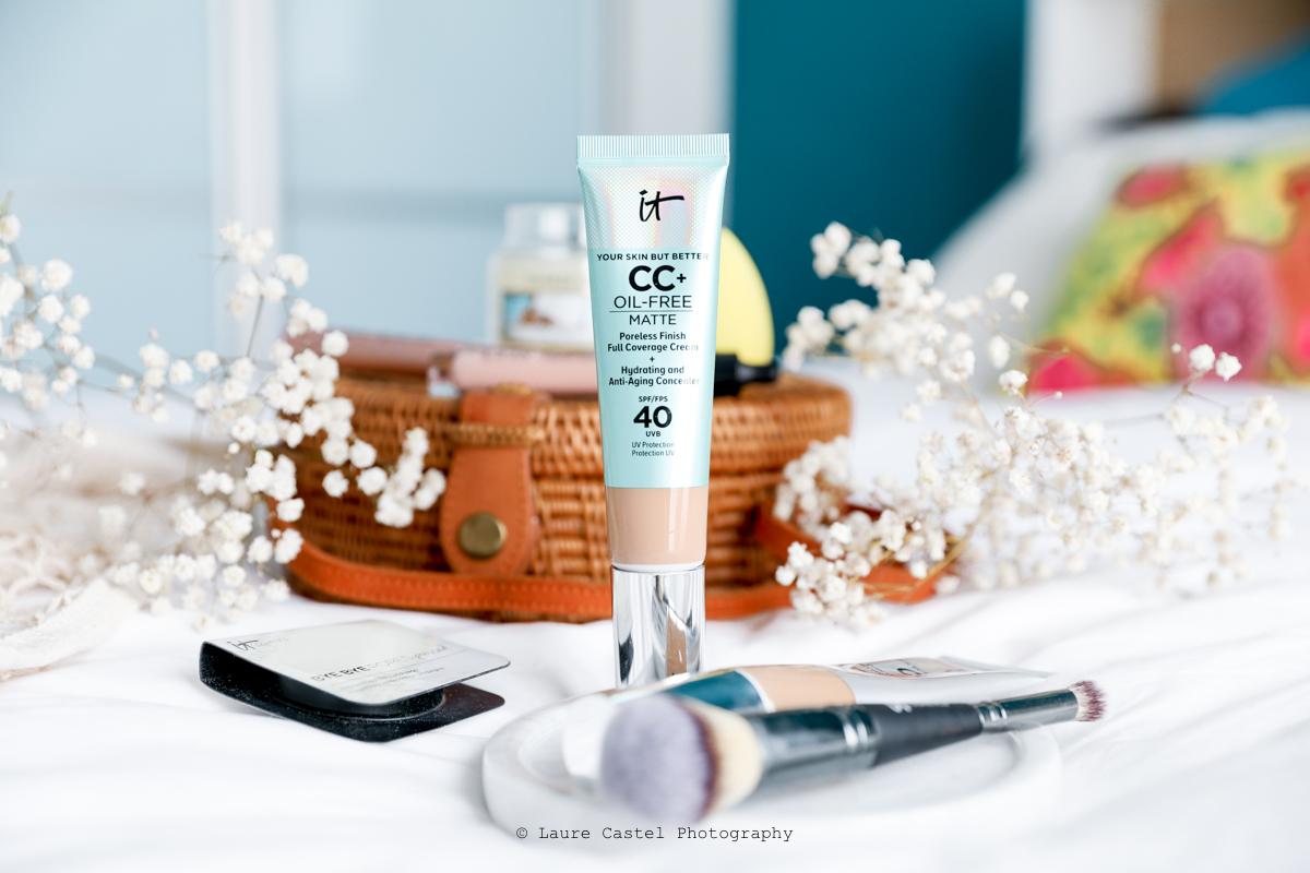 IT Cosmetics CC+ Oil Free Matte avis   Les Petits Riens
