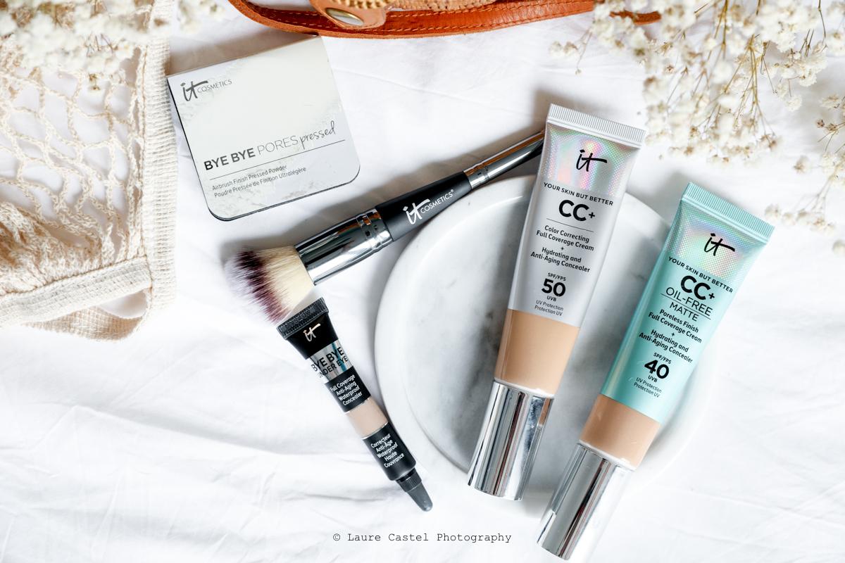 IT Cosmetics CC+ avis   Les Petits Riens