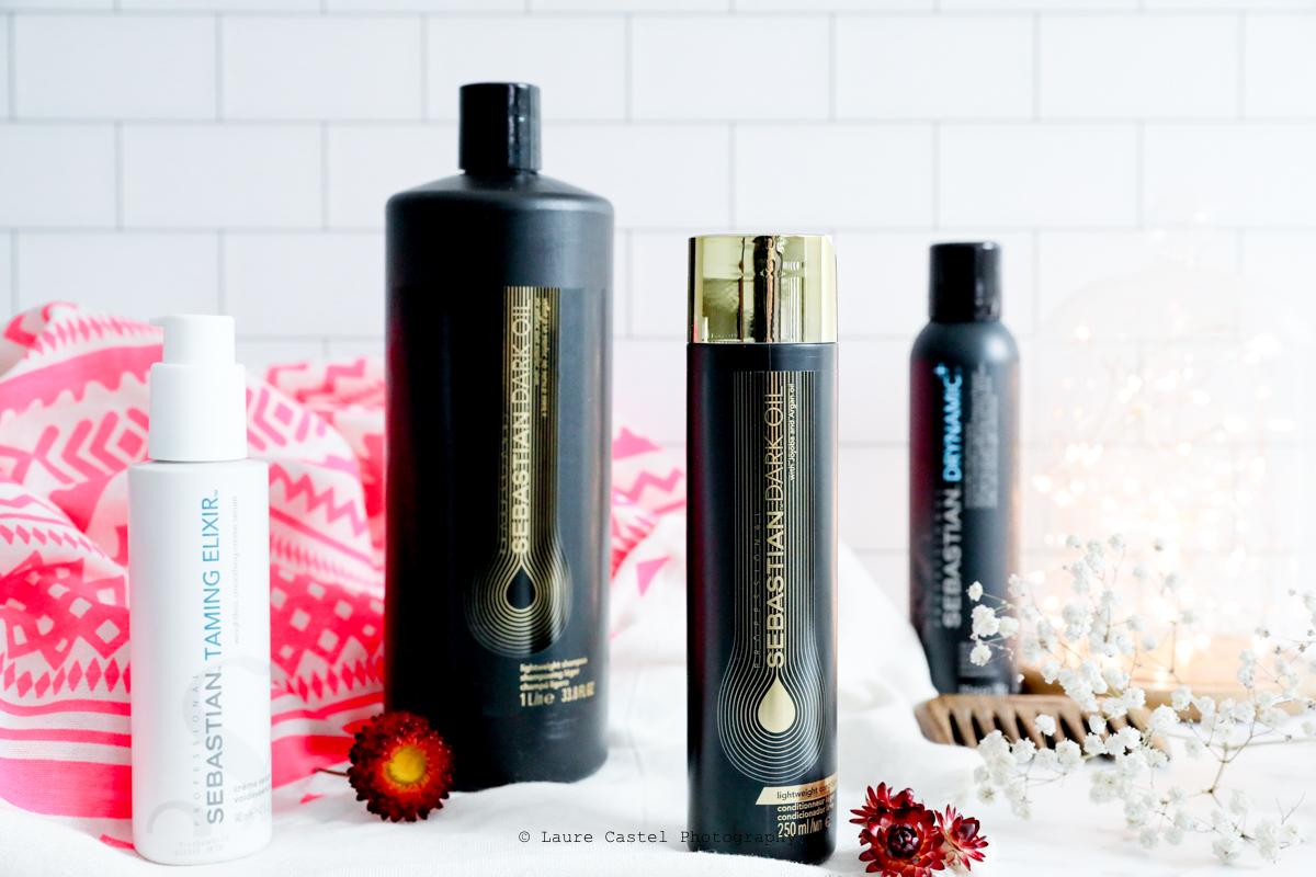 Sebastian Professional Dark Oil après-shampoing hydratant   Les Petits Riens